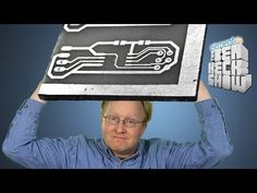 Let's Try PCB Etching! - YouTube