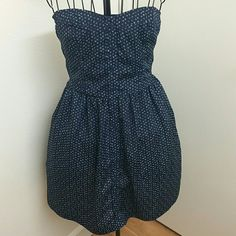 "GAP strapless dress Perfect condition, 29"" long. GAP Dresses Strapless"