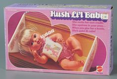 111.5537: Hush Li'l baby | doll | Baby Dolls | Dolls | Online Collections | The Strong
