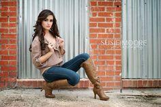 Alyssa | The Woodlands High School | Class of 2012 | Susie Moore Photography