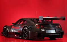 RACING NEWS: The Nissan #GTR #NISMO GT500 is ready to compete!