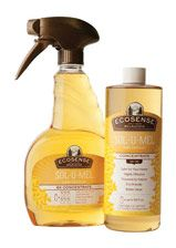 A WONDERFUL natural cleaning product with a lot of power- Sol-U-Mel by Melaleuca
