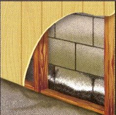waterproofing basements... Something to remember before finishing the basement
