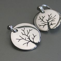 Silver Jewelry Silver Jewellery Silver by AngelaWrightDesigns, £25.00