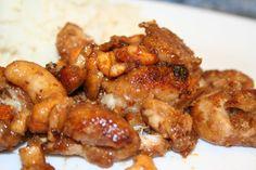 Poulet noix de cajou