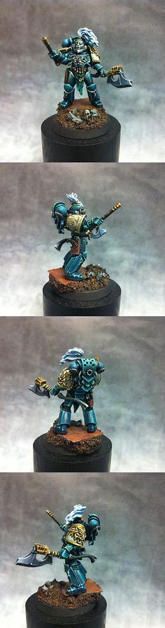 Alpha Legion Consul