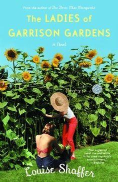 The Ladies of Garrison Gardens: Maggie did