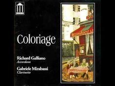 Richard Galliano & Gabriele Mirabassi - Chiquilin de Bachin