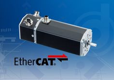 New range of brushless DC motor with integral motion controller and EtherCAT fieldbus by Dunkermotor. The all-in-one motor plus drive design eliminates the need for external drives and numerous cables, improving dependability and overall performance, while dramatically reducing commissioning time and total system cost.  Dunkermotoren is now part of AMETEK Precision Motion Control. www.dunkermotor.com