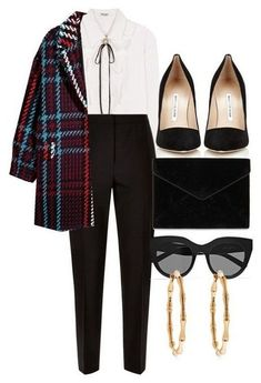 winter outfits formales Ive Plaid About Enough. Classy Outfits, Chic Outfits, Fall Outfits, Fashion Outfits, Fashion Trends, Gucci Fashion, Gucci Outfits, Gucci Dress, Womens Fashion