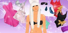 إلباس الدمى و الألعاب Lady Gaga, Disney Characters, Fictional Characters, Aurora Sleeping Beauty, Disney Princess, Places, Art, Art Background, Kunst