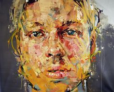 View Andrew Salgado's Artwork on Saatchi Art. Find art for sale at great prices from artists including Paintings, Photography, Sculpture, and Prints by Top Emerging Artists like Andrew Salgado. L'art Du Portrait, Portraits, Portrait Paintings, London Art Fair, Colossal Art, Canadian Painters, Abstract Painters, Abstract Art, Painting & Drawing