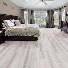 Allure Locking 7.5 in. x 47.6 in. White Maple Resilient Vinyl Plank Flooring (19.8 sq. ft./case)   The Home Depot Canada