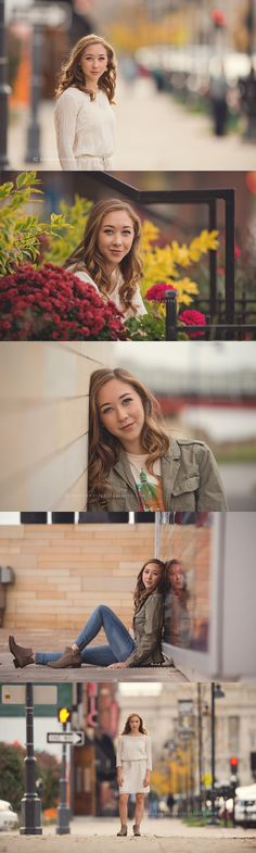 Des Moines urban street photography senior pictures portraits | photographer, Randy Milder | His & Hers
