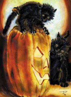 Halloween by ArtBum-Pat.deviantart.com on @DeviantArt