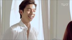 BTS White Musk The Body Shop TV CF Screenshots #GongYoo. Ing