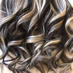 Chunky blonde highlights on dark hair image collections hair chunky blonde highlights on dark brown hair gallery hair pictures of black hair with blonde chunky pmusecretfo Choice Image