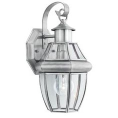 You'll love the Heritage 1-Light Outdoor Wall Lantern at Wayfair - Great Deals on all Lighting products with Free Shipping on most stuff, even the big stuff.
