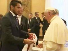 Papa Francisco a Juan Vargas: Rezaré por todos los peruanos