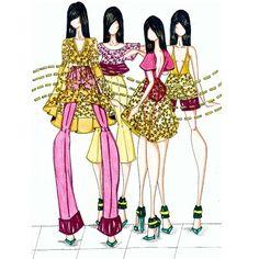 Fashion Ilustração