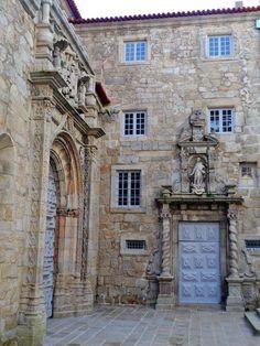 Igreja Santa Clara, Porto, Portugal