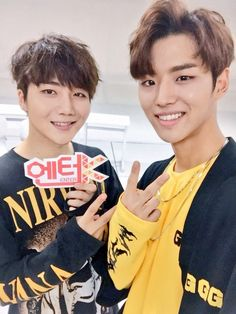 JinHo and HongSeok