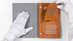 The Drinkable Book Has Water Filters For Pages