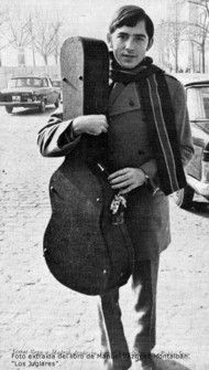 Joan Manuel Serrat, imatges que evoquen cançons. Soneto a mamá.