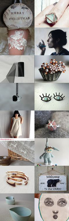 Merry Christmas by xuan qi on Etsy--Pinned with TreasuryPin.com