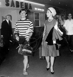 Margot FONTEYN.Марго Фонтейн с Рудольфом Нуреевым Ницца.1963