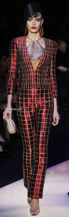 Giorgio Armani Privé Spring Summer 2013 Haute Couture