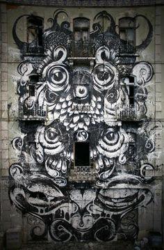 Paulo Arraiano #Street_Art, Graffiti...