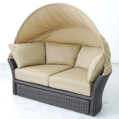 Found It At Joss Main Anette 79 Patio Daybed Rattan Sofa