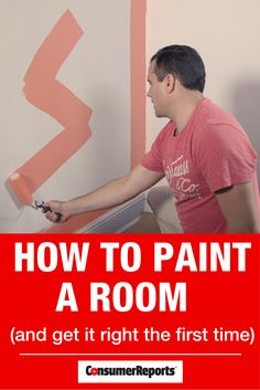 How To Paint A Room And Get It Right The First Time