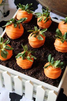 Fantastic Farm Party by And Everything Sweet via www.babyshowerideas4u.com #babyshowerideas4u