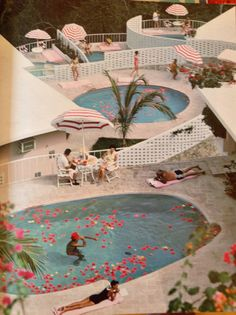 For Sale on - 'Las Brisas Hotel' Acapulco (Slim Aarons Estate Edition), C Print by Slim Aarons. Offered by Galerie Prints. Slim Aarons, St Moritz, Best Hotels, Luxury Hotels, Top Hotels, Landscape Photographers, Palm Springs, Land Scape, Palm Beach