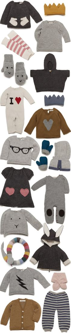 Oeuf : best baby knits