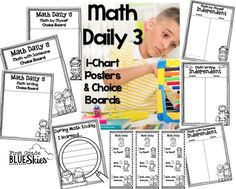 First Grade Blue Skies: Daily 5 {Second Edition} FREEBIE and Book Study Ch 8