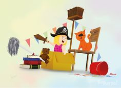 Scary Pirates - By Roy Korpel  http://www.roykorpel.nl