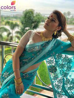 Beautiful Girl Indian, Beautiful Saree, Indian Tv Actress, Indian Actresses, Couple Photoshoot Poses, Married Woman, Indian Beauty Saree, Wedding Looks, India Beauty