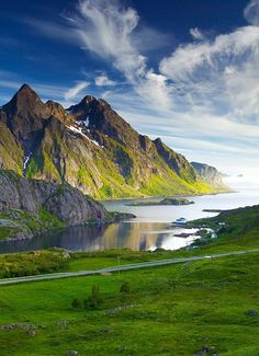 Lofoten , county of Nordland, Norway ☮k☮ #Norge