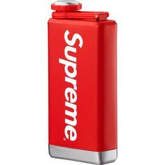 Supreme Stanley Adventure Stainless Steel Red Flask for sale online Supreme Brand, Supreme Lv, Stanley Adventure, Sigg Bottles, Supreme Clothing, Supreme Accessories, Supreme Wallpaper, Box Logo, Cold Steel