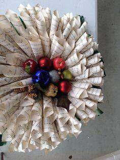 Music Wreath 2013