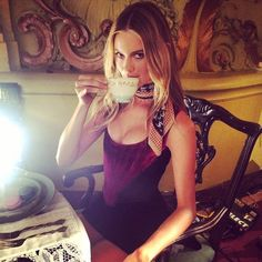 Instagram Photos of the Week | Candice Swanepoel, Lara Stone + More Models