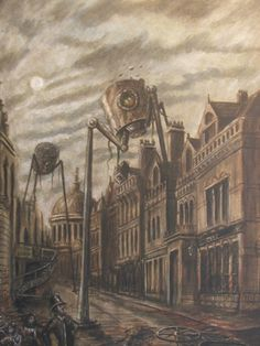 War of the Worlds by mickit