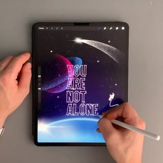 Discover recipes, home ideas, style inspiration and other ideas to try. Digital Painting Tutorials, Digital Art Tutorial, Art Tutorials, Digital Paintings, Ipad Art, Space Illustration, Animal Illustrations, Fantasy Illustration, Digital Art Beginner