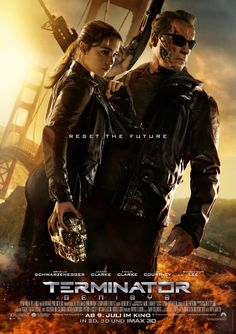 Poster zum Film: Terminator Genisys