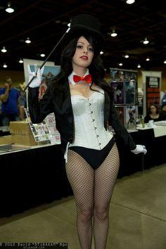 Zatanna #cosplay DC
