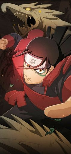 """Naruto 🍥: Hashirama Senju - First Hokage & """"God"""" of Shinobi"""
