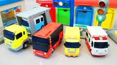 Tayo the Little Bus My Friends Garage English Learning Numbers Colors Video for Kids http://youtu.be/xnjzOhC8LLU